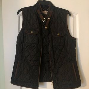 Women's Banana Republic Quilted Vest